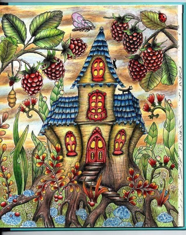 571 Best Klara Markova Malbuch Magical Delights Arovn