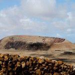 Volcán de Lajares, #Fuerteventura no solo playa