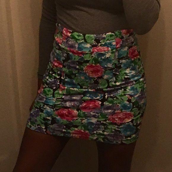 Cotton On Skirts - Vintage 80s skirt