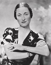 24/04/1986 : Wallis Simpson, Duchesse de Windsor (° 19 juin 1895). Brought down a king, but probably would have preferred to be a queen?