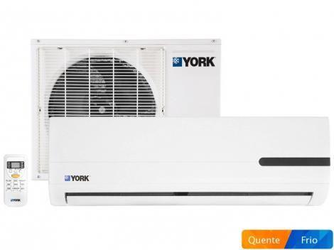 Ar Condicionado Split York 9000 BTUs Quente e Frio com as melhores condições você encontra no site do Magazine Luiza. Confira!