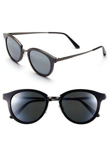 Maui Jim 'Kolohe' 50mm Polarized Sunglasses available at #Nordstrom