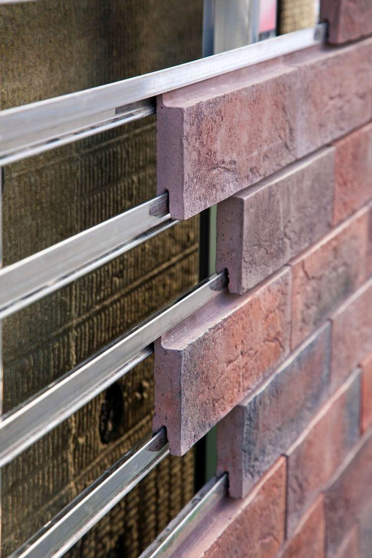 Vorgehängte hinterlüftete Fassade – Aufbau und Kosten