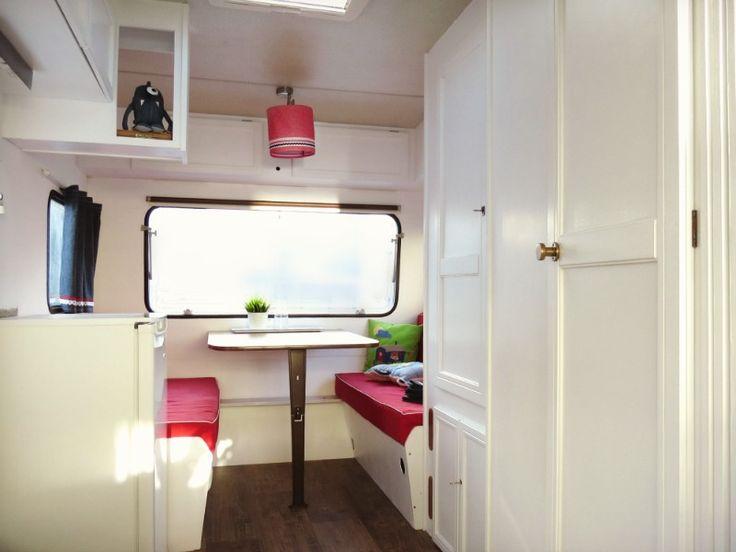56 besten Wohnwagen Caravan Makeover Bilder auf Pinterest - k che folieren vorher nachher