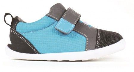 Bobux Step Up Nano Hawaiian Blue Shoes