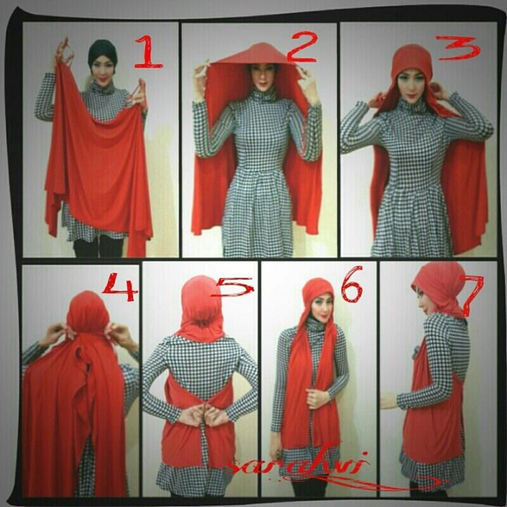Hijab vest by sarahvi_