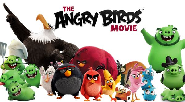 Angry Birds' movie gets off to a flying start in its Arabic ...