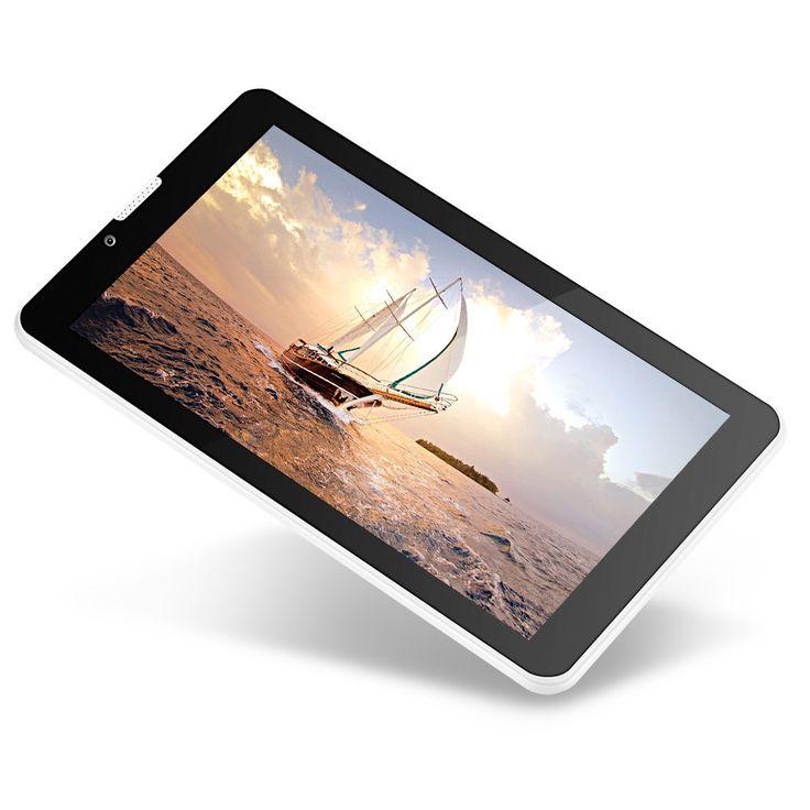 Yuntab 7'' E706 Yuntab Tablet GPS Double Mini SIM Card 1.2GHz Quad Core Cortex A7 IPS Dual Camera 1GB+8GB Phone Call Tablet PC