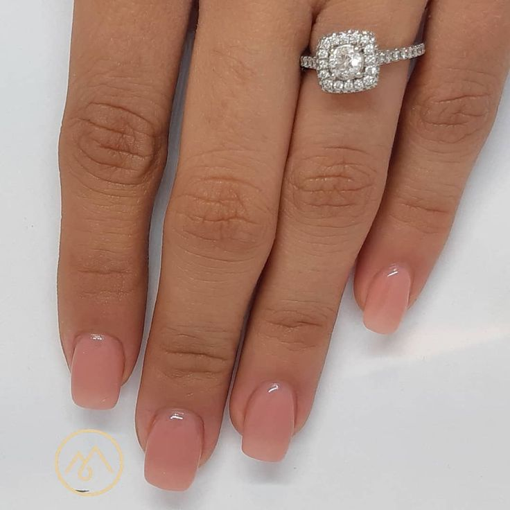 Powder Dipped on natural nails. A stronger alternative to shellac/gel polish. T…