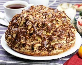 """Самые вкусные рецепты: Торт """"Пинчер"""""""
