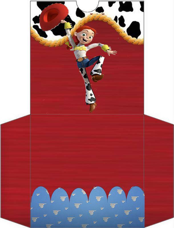 17 mejores ideas sobre Jessie De Toy Story en Pinterest | Tartas ...