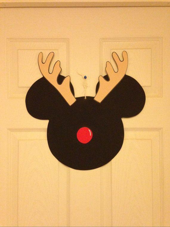 10 Images About Mouse Door Hangers On Pinterest Disney