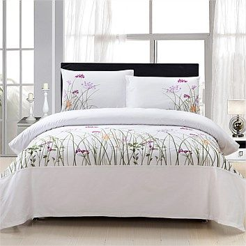 Bedding & Bedroom Decor - Briscoes - Classic Living Ardea Duvet Cover Set