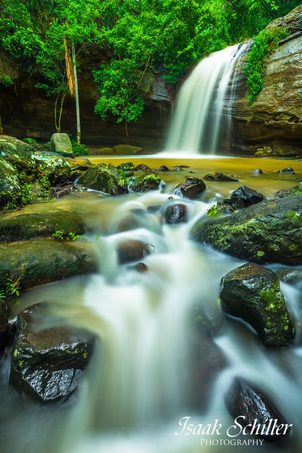 Serenity Falls, Sunshine coast QLD.