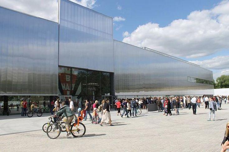 Garage, Rem Koolhaas, Mosca.