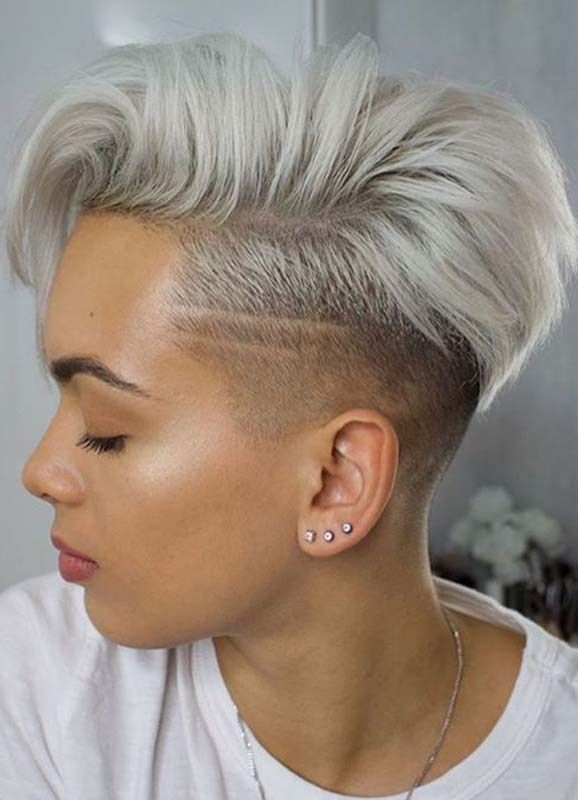 50+ Short shaved pixie cuts ideas in 2021