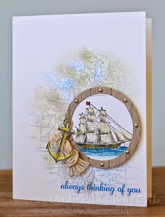 Прикольные, открытка мужчине морская тематика