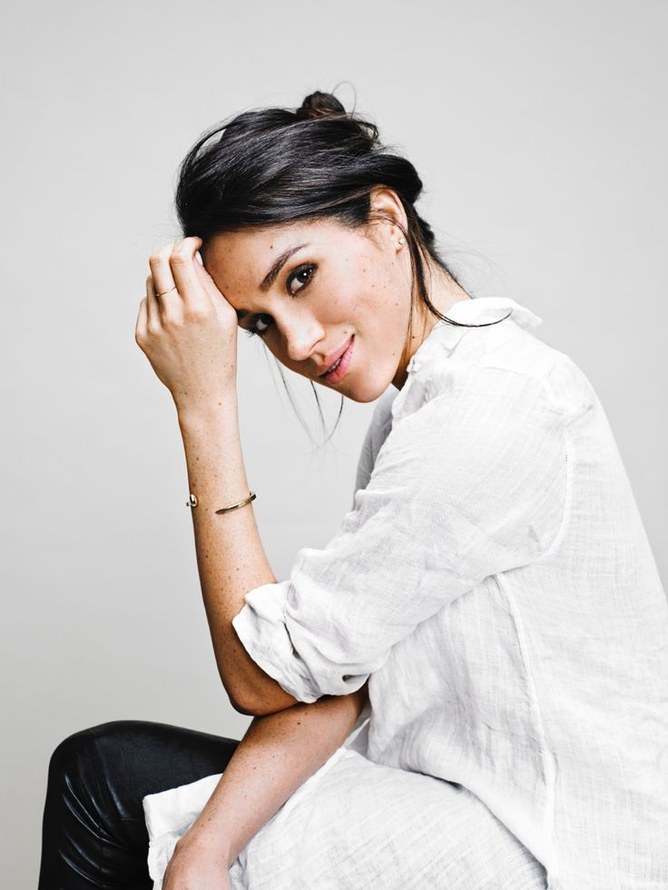 59 best images about meghan markle on pinterest ontario for How to get makeup out of white shirt