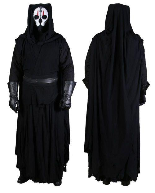 Darth nihilus costume guide