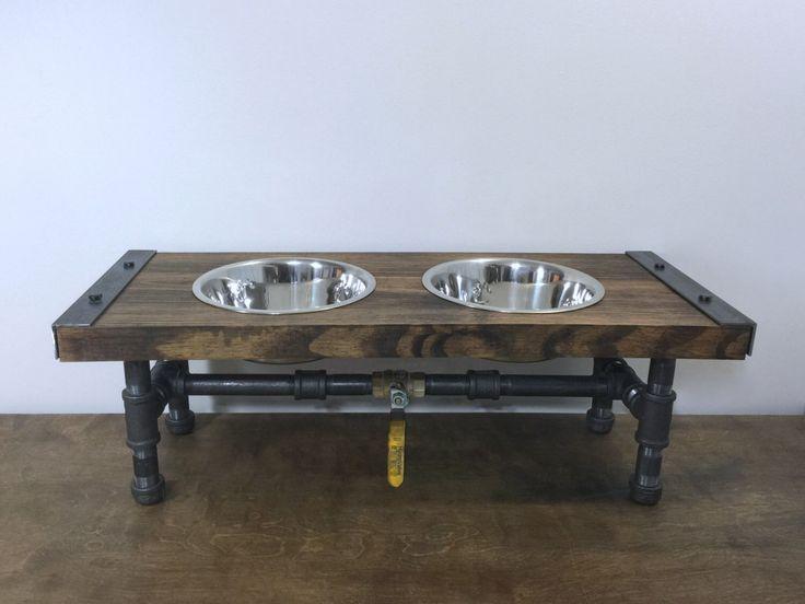 industrial dog feeder dog bowl pet feeder pet supplies pet feeding
