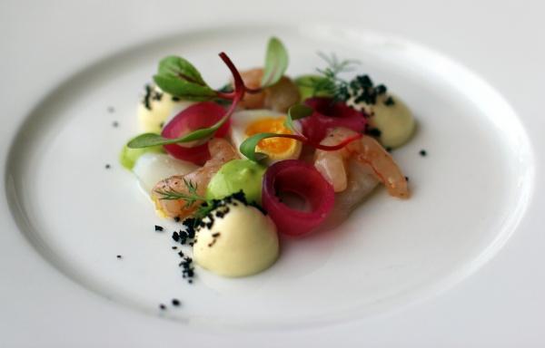 1-star Restaurant Fond, Gothenburg