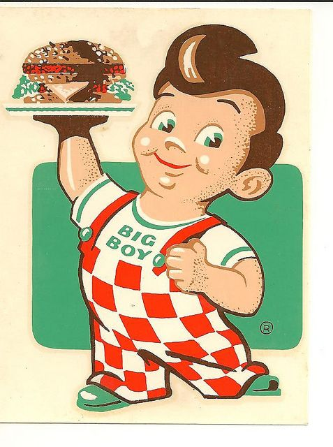 Big Boy Restaurant - I worked at one when I was 16 years old on the NJ Turnpike in Edison, NJ.....met a lot of NFL teams and Joan Jett (where she hit on me).....I had a lot of fun here :^)