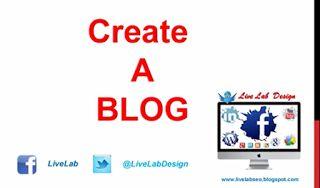 Live Lab - Web - Design - SEO: How To Create a Blog