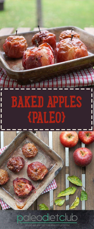 Baked Apples – Paleo Diet Club