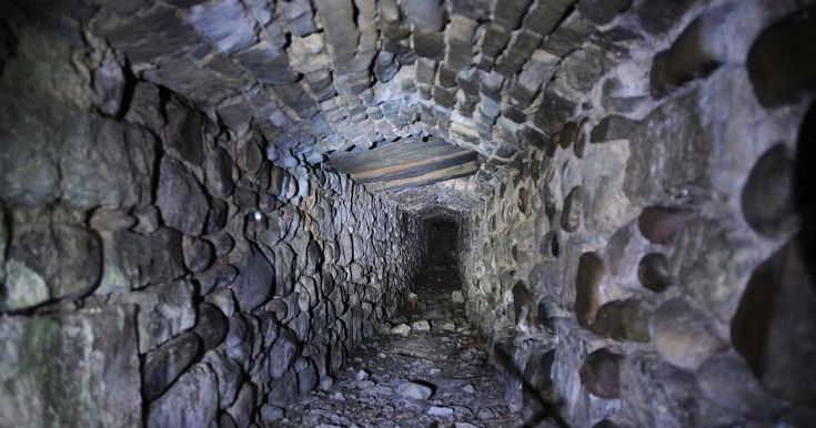 From former canals, closed subways and mysterious tunnels there's a lot of history under the capital