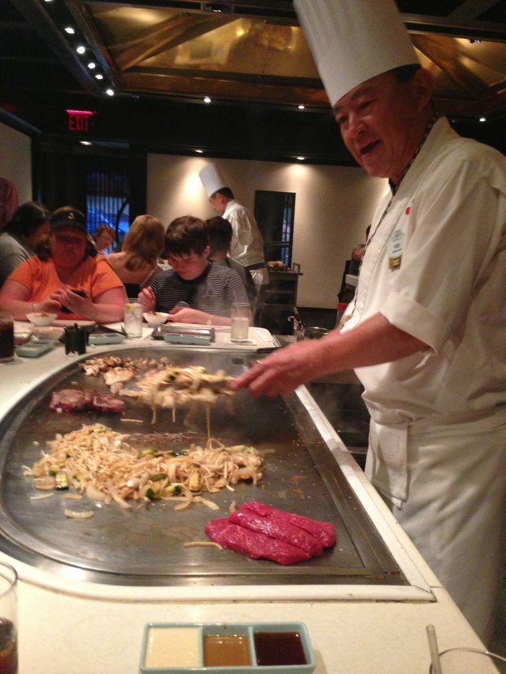 Table Service, $$, sushi, California roll, filet mignon, steak, shrimp, chicken breast, swordfish; Japan; Epcot; Disney World; CLICK IMAGE FOR MENU; Interactive map, dining, food, place pins