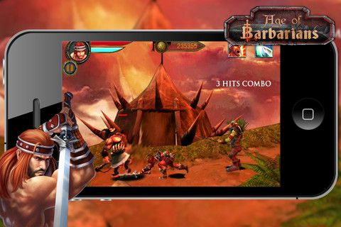 Age of Barbarians – Premium Fighting Game For iPhone [Free] - Age of Barbarians is an exciting fighting game developed for iOS platform. Pocket Rage Ltd is the creator of this wonderful game. A Barbarian's village has been destroyed by the Dark Lord and now you must embark on a journey for revenge. A simple but most interesting game play. You must try this game now. The developers are offering this game for free now till 1st May. So you don't have to spend $1.99 during this offer period…