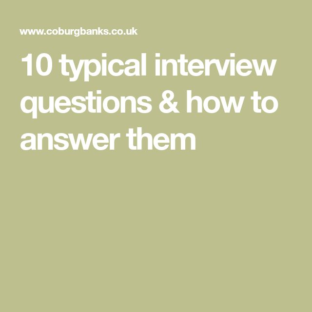 Best 25+ Interview questions ideas on Pinterest Accounting - best interview answers