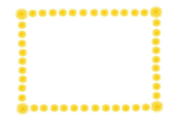yellow frame png free digital blossom frames and borders fotorahmen freebie frames yellow pinterest frames