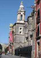 Gdziekolwiek - Cokolwiek - Jakkolwiek: Miasto Meksyk – Mexico City