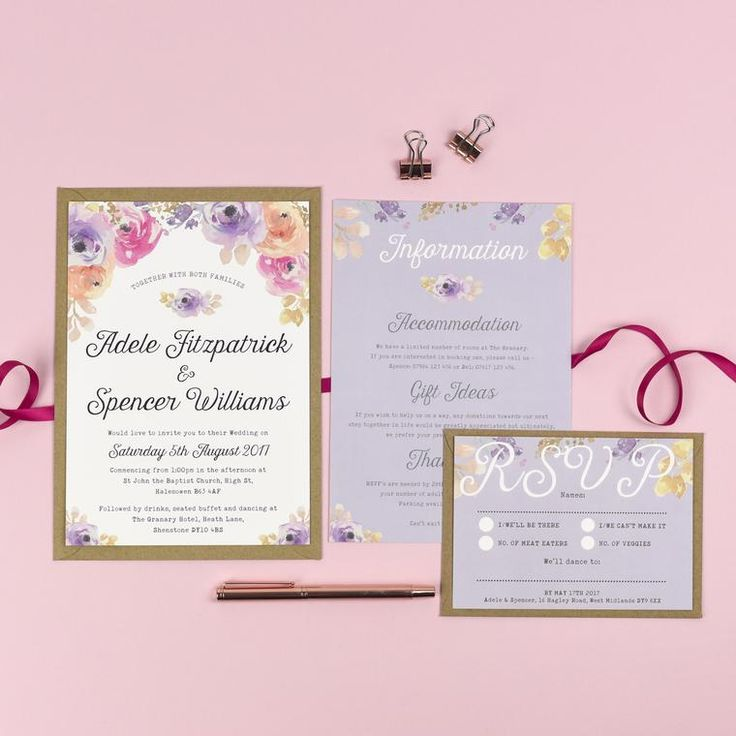 8 best Wedding Invitations and Stationery images on Pinterest ...
