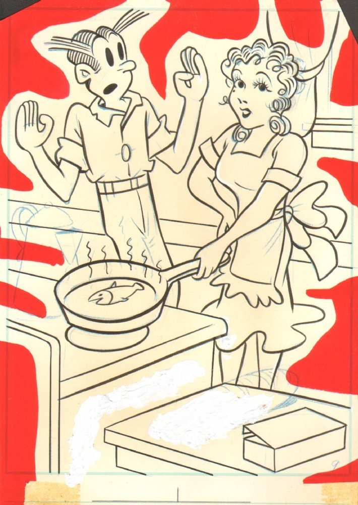 The 105 best images about Blondie & Dagwood on Pinterest ...