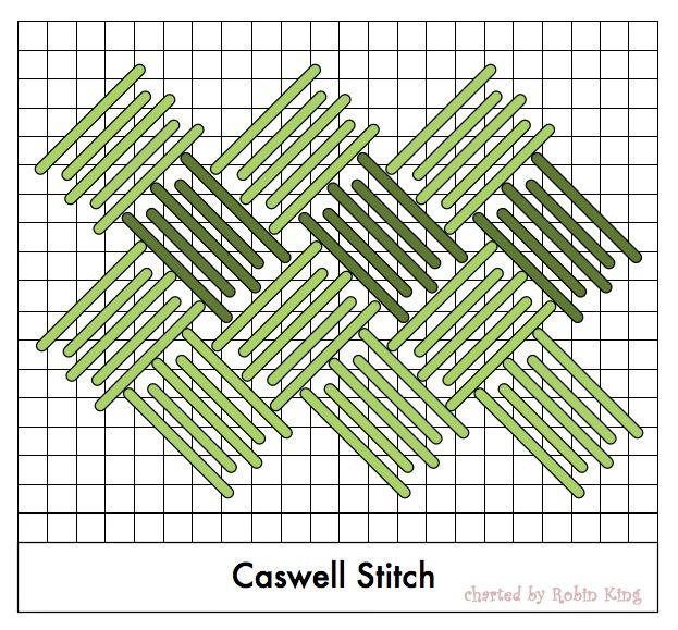 Caswell stitch