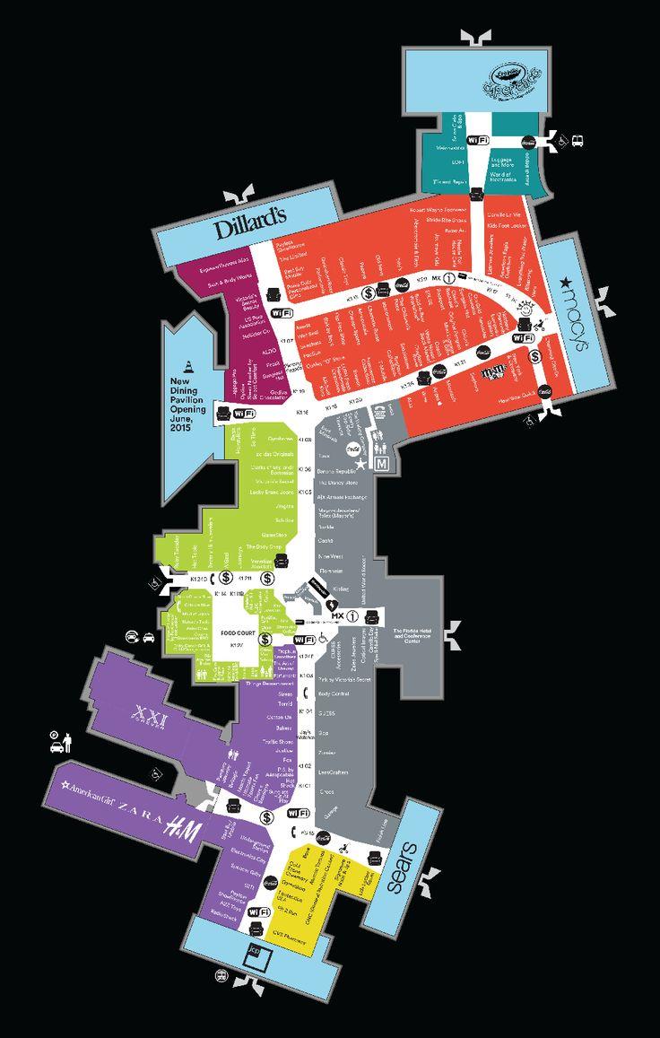florida mall orlando florida map