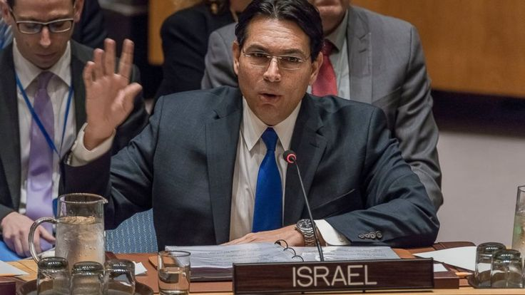"""Israel's ambassador to the United Nations was elected Wednesday as vice president of the 72nd session of the U.N. General Assembly, which is considered a significant triumph by the Israeli mission to the U.N.   """"Today I was elected to be the Vice President of the @UN General... - #Ambassador, #Danny, #Danon, #Elected, #Gene, #Israeli, #TopStories, #VP"""