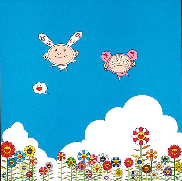 Takashi Murakami - If I could Do This, If Only I Could Do That « Walton Fine Arts