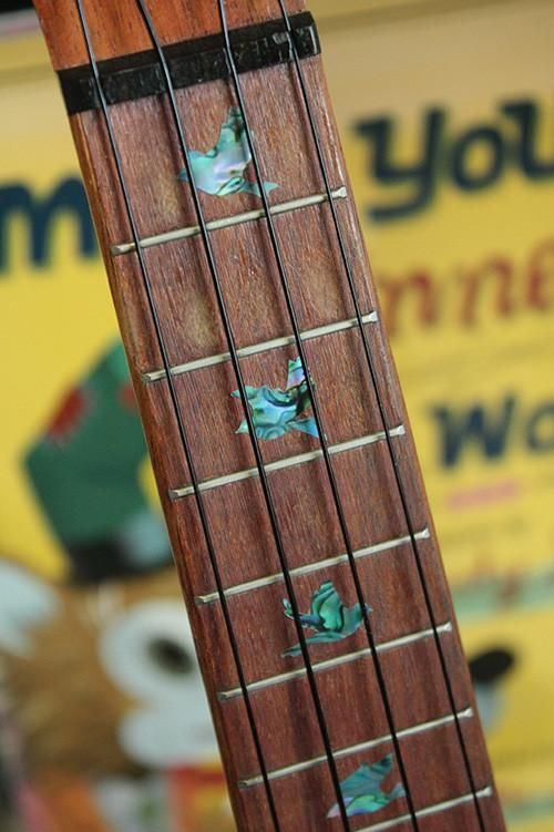 161 best ukulele images on pinterest ukulele chords guitar and music dove fret markers for ukulele inlay stickers decals fandeluxe Image collections