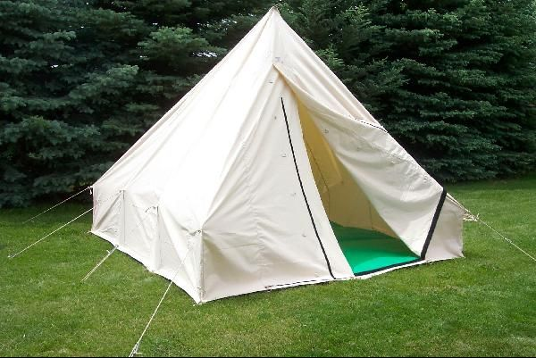 The Guide Canvas Spike Tents 2 And 4 Walls Canvas Tent