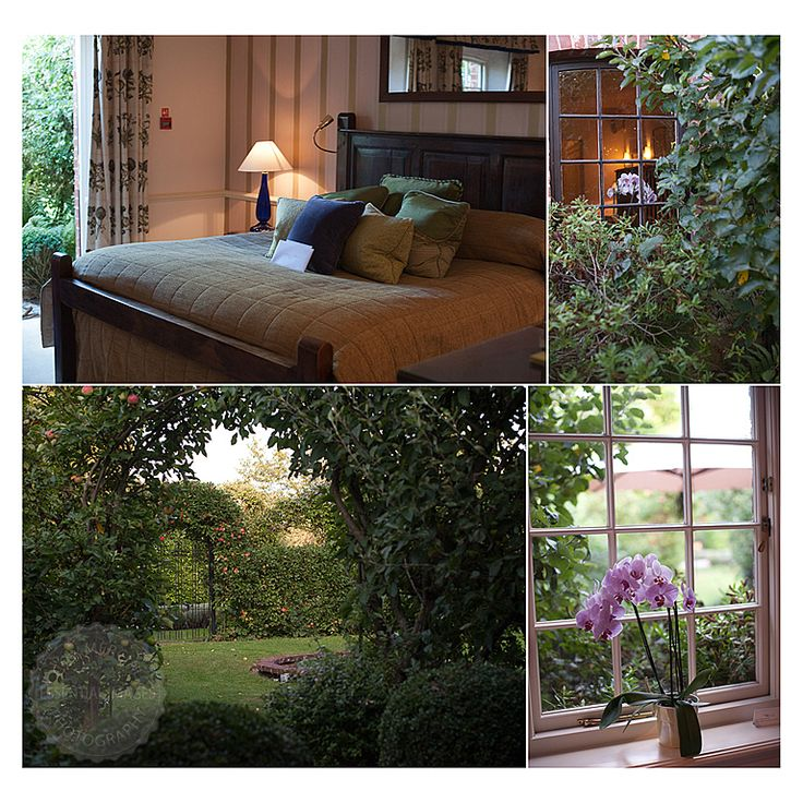 Passion Flower room at Le Manoir aux quats'saison. When I look at these pictures, fabulous memories just keep flooding back!  Just goes to show be careful what you wish for - your dreams may just come true! http://www.essentialimages.co.uk