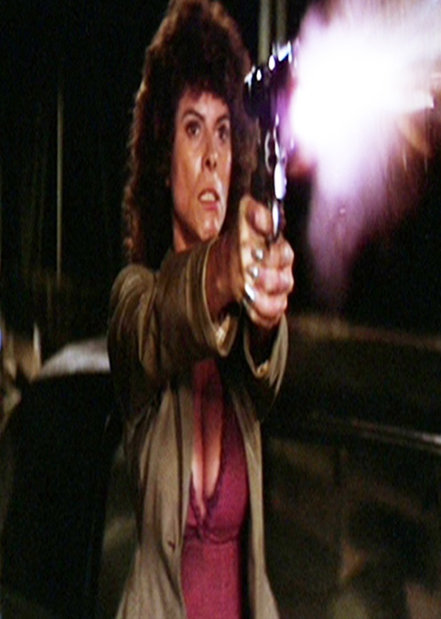 "Maggie ""Adrienne Barbeau"" Escape From New York (1981)"
