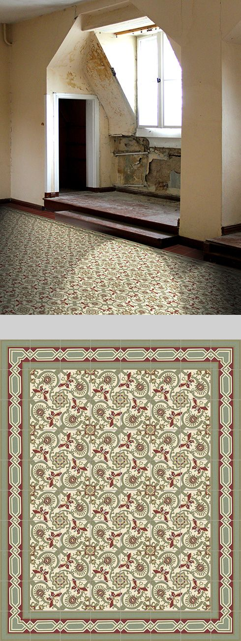 carpet - print on fabric, - vb_sf565-i_557-i
