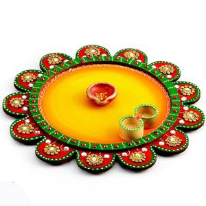 Bring in the divine feeling of worship and and setup thoughts of spiritual forces in and around you. Costs Rs 655/- http://www.tajonline.com/gifts-to-india/gifts-AR5236.html?aff=pinterest2013/
