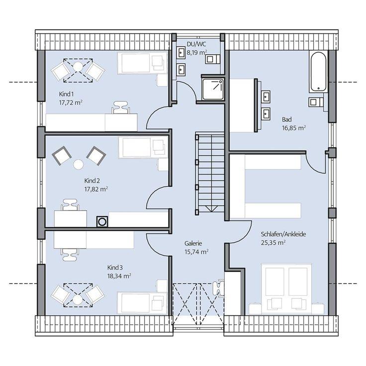 Beautiful Haus Goetze Grundriss DG bemasst col hg