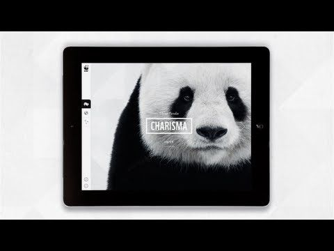 """""""The WWF's Brilliant New App Lets You Safely Swipe At Tigers, Rhinos, And More"""""""