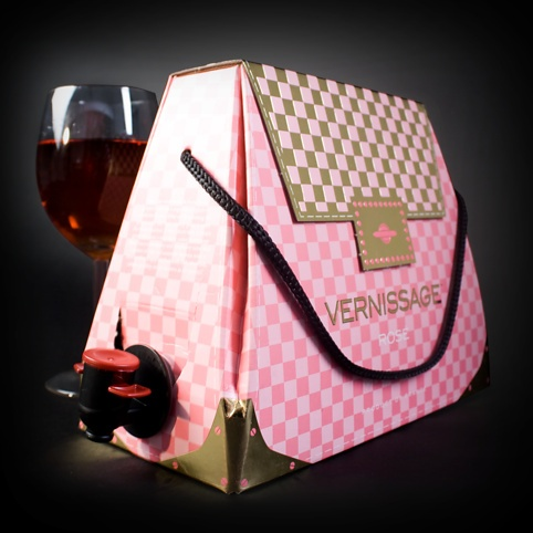 Wine Handbags - perfect for a day at the races