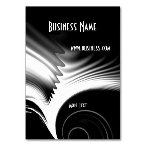 Profile Card Black & White Style Shadow (6)